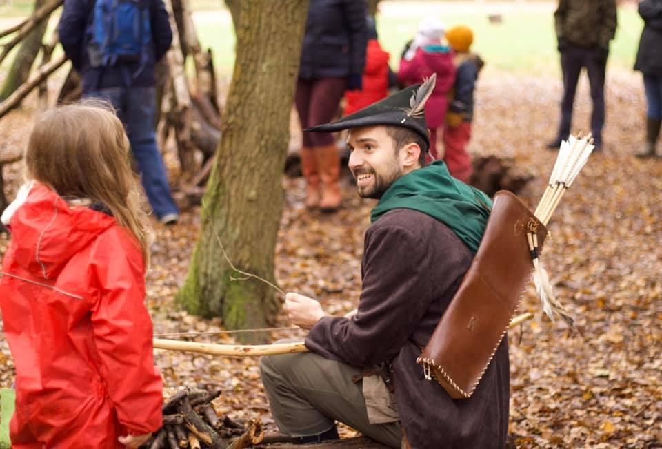 Sherwood Forest Training