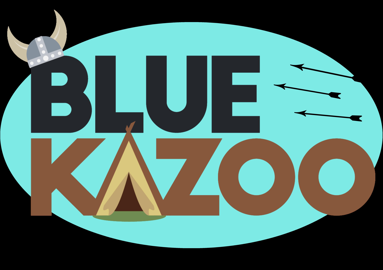 Blue Kazoo